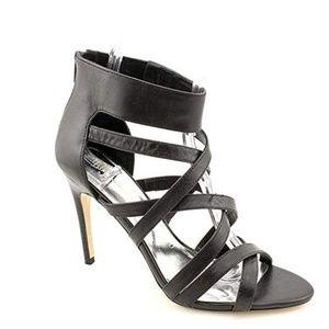 I.N.C. Ruthie Black Heel-NEW